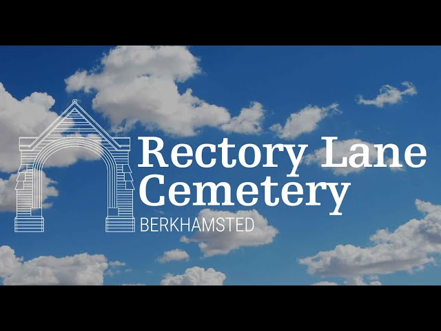 Rectory Lane Cemetery: a Community Project