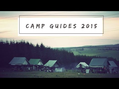 [Esneux] CAMP GUIDES 2015