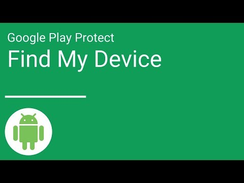 Google Play Protect - Find My Device