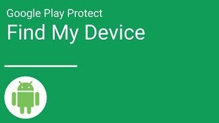 Google Play Protect - Find My Device thumbnail