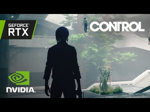 Control: GeForce RTX Real-Time Ray Tracing Demo - GDC 2019