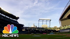 Seattle Mariners Introduce LED's to MLB | NBC News