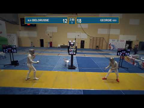 5th place. GEORGIA - BELARUS