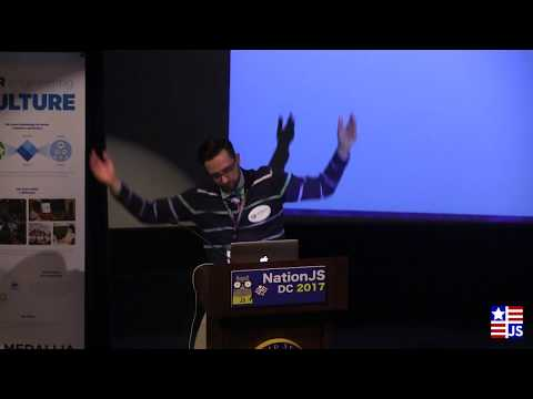 NationJS 2017 - Gun.js: A Real-time Graph Database in Plain JS by Spencer Jones