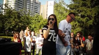 Ирен и Аня Добрая (фристайл) ZNAKИ 2015