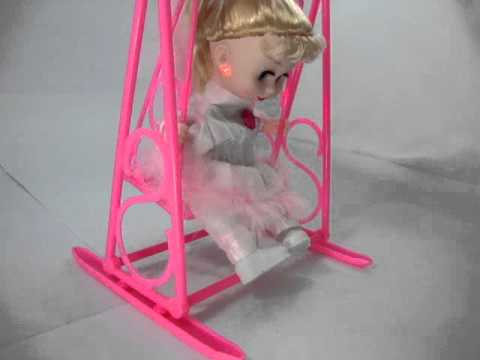 Swing Angel Doll