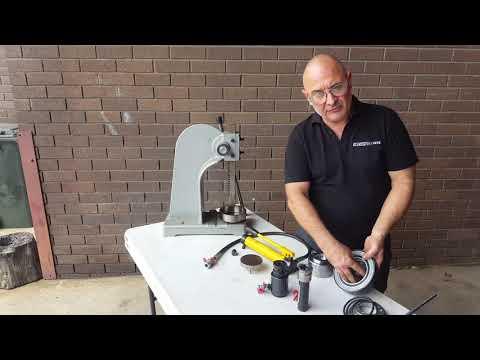 How To Rebuild An ATI Super Damper Using The Mechanics Mate Rebuild Attachment Kit