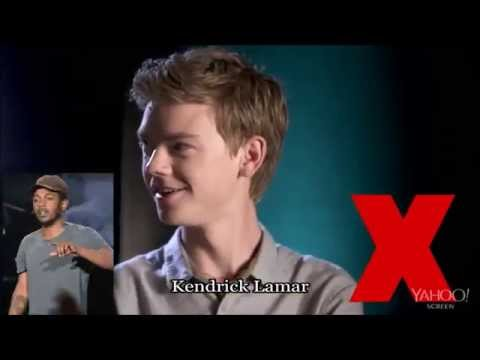 Thomas Sangster Funny Interviews