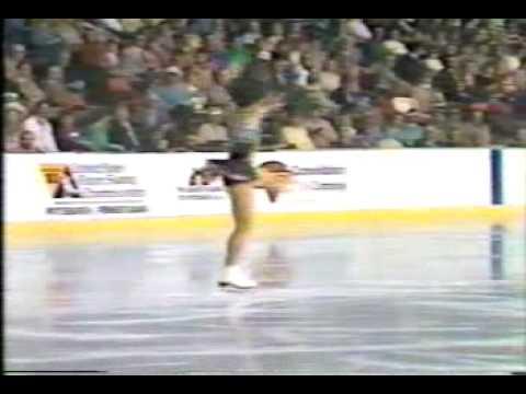 Tiffany Chin - 1983 U.S. Figure Skating Championships, Ladies' Long Program