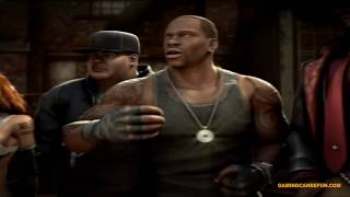 DEF JAM FIGHT FOR NEW YORK INTRO IN 8K HIGH FRAME RATE