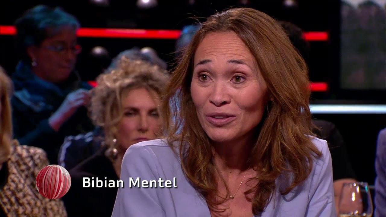 Bibian Mentel over haar boek Kut Kanker! - YouTube