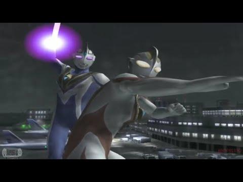 Ultraman Fighting Evolution 0 Mod Texture UFER Story Mode Episode 07 PPSSPP