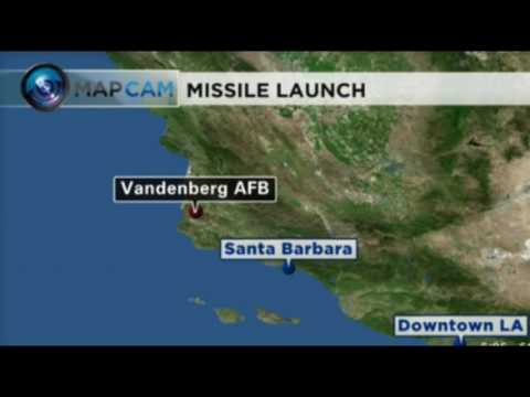 Heads Up! US Military Launches Unprecedented ICBM Missile Test from California