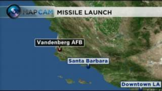 Heads Up! US Military Prepares Unprecedented Missile Launch from California