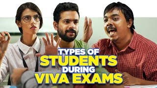 ScoopWhoop: Types Of Students During Viva Exams (Part 2)