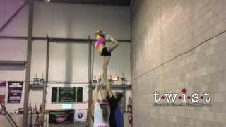 TwistTV: Stunting Demos Levels 1-5