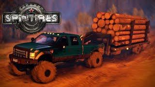 Spin Tires Singleplayer - Episode 3 - Muddin'!