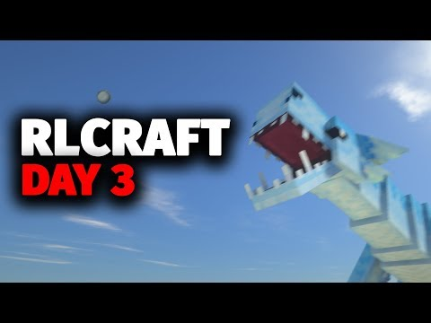 RLCraft is Crushing My Soul (Ep 3)