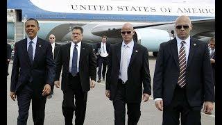 US Secret Service Documentary   Protecting President Trump   Security, Bodyguard, Surveillance