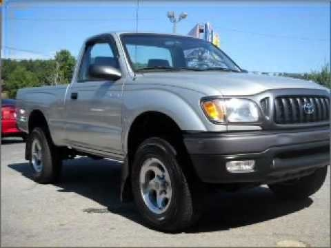 Regular Cab Tacoma For Sale >> 2002 Toyota Tacoma Regular Cab - Gainesville GA - YouTube