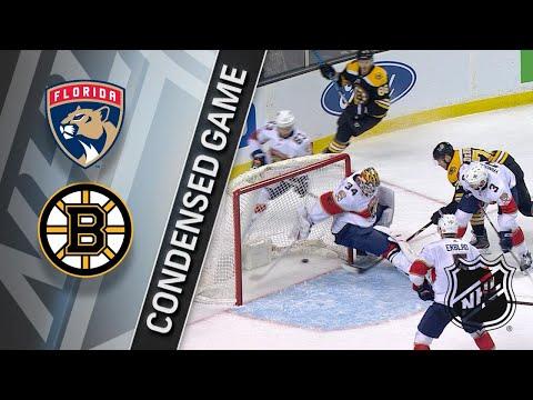 03/31/18 Condensed Game: Panthers at Bruins