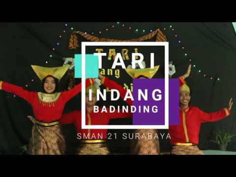 TARI INDANG (Dindin Badindin) - SMAN 21 SURABAYA XII-MIA 1 (2017/2018)