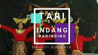 TARI INDANG (Dindin Badindin) - SMAN 21 SURABAYA XII-MIA 1 (2017/2018) Mp3