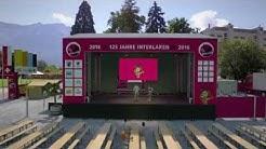 Interlaken 2016 Festdorf Des Alpes