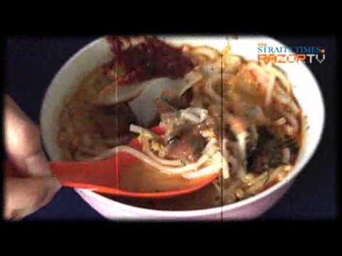 The original Sungei Rd laksa (Food in Your 'Hood: Jln Besar Ep 4.3)