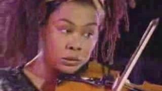 Karen Briggs - part1 - Yanni Tribute live at Taj Mahal