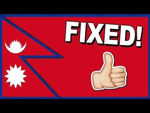 We fixed Nepal's flag (YIAY #319)