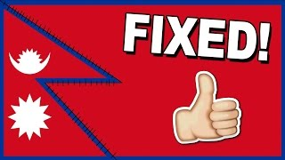 Download We fixed Nepal's flag (YIAY #319) Mp3 and Videos