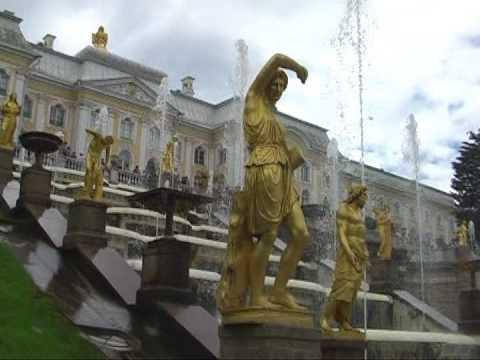 A weekend trip to St.Peterburg
