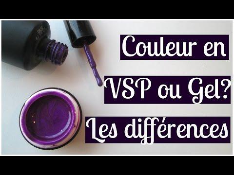 Couleur en VSP ou en Gel ? Les différences, que choisir? | Melissa Easy Nails