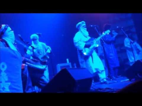 Tinariwen - Live at The Regent Theater 8/18/2015
