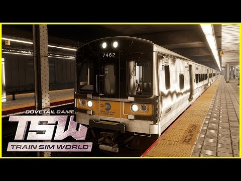 Train Sim World — Warum passiert mir so etwas? — Train Simulator Long Island Rail Road