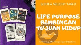 Pilih Kartu, Tarot Reading, BIMBINGAN ARAH TUJUAN HIDUP KAMU ? FUN READING
