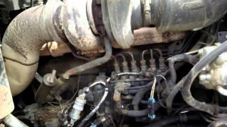 1992 Mack CH613 Dump truck