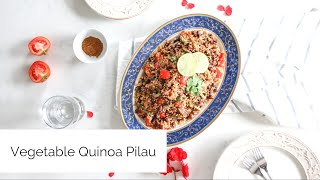 Quinoa Vegetable Pilau