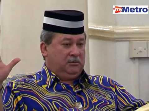 BHG 3 - Temubual Eksklusif bersama DYMM Sultan Johor, Sultan Ibrahim Ibni Almarhum Sultan Iskandar