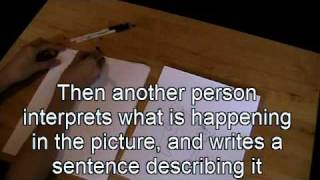 The sentence game