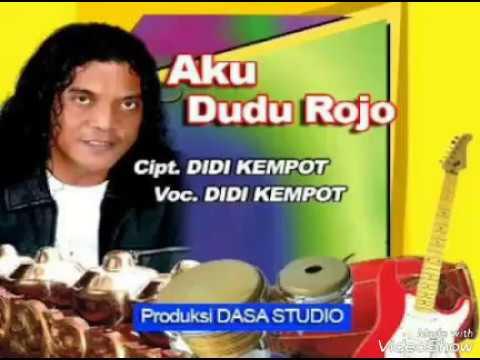 Lagu Special Didi kempot #Aku Dudu Rojo