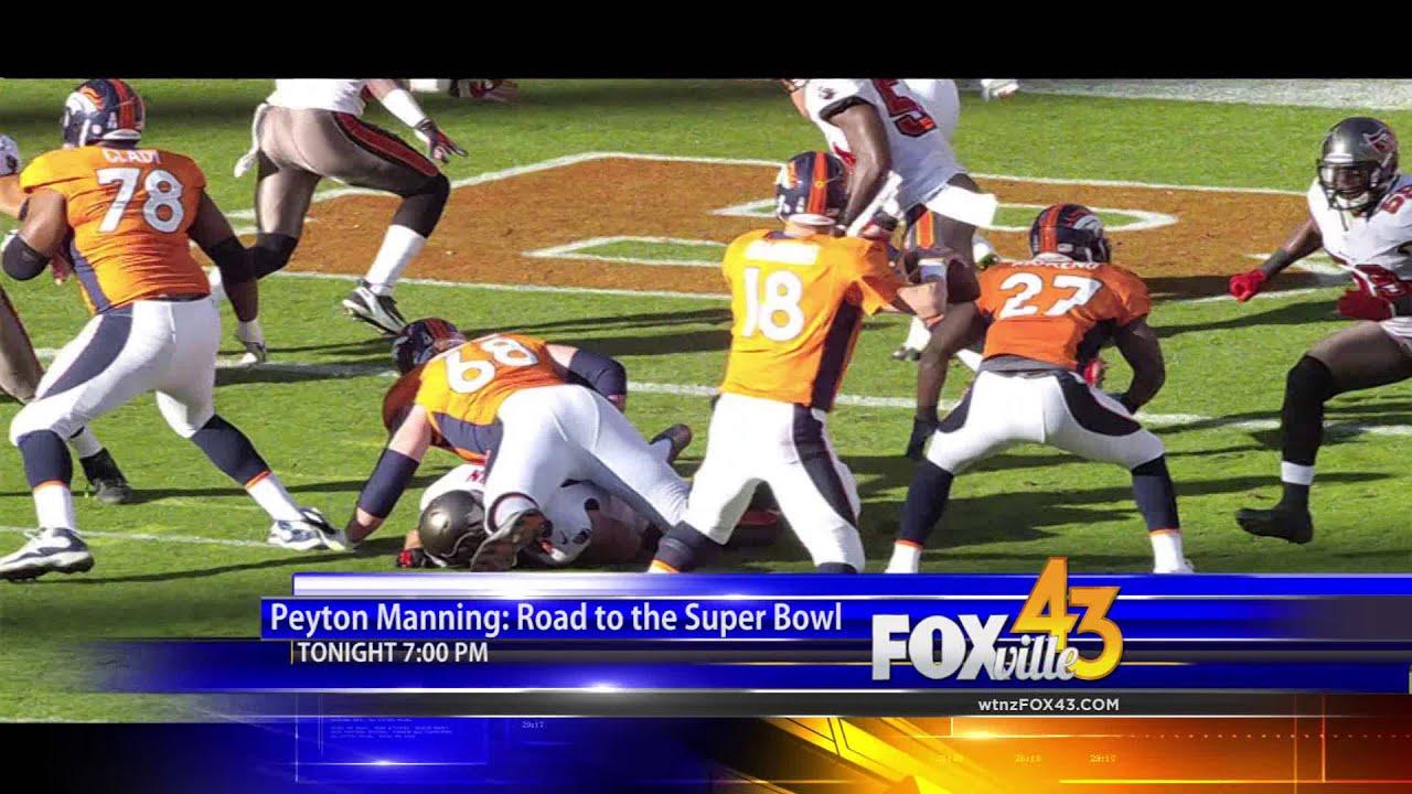 Peyton Manning: Stud QB Doesnt Automatically Make Broncos