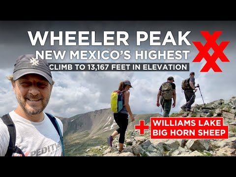 Climb Wheeler Peak in New Mexico with 4XPEDITION