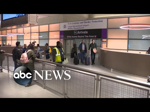 Race to evacuate Americans from China as virus spreads l ABC News