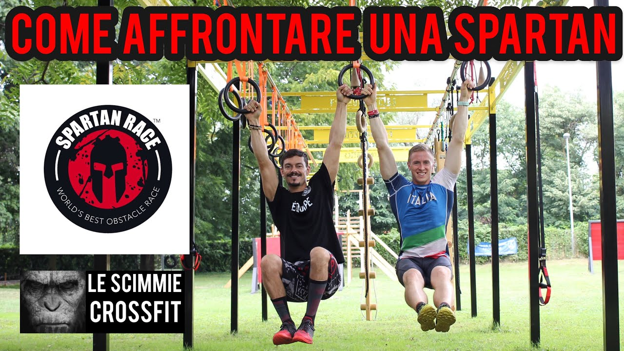 Spartan Race: l'allenamento ideale