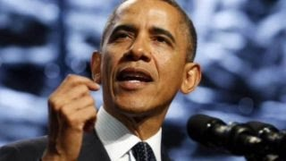 Obama's approval rating rises