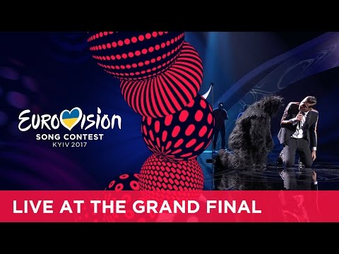 Francesco Gabbani - Occidentali's Karma (Italy) LIVE at the 2017 Eurovision Song Contest