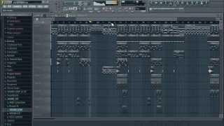 Wiz Khalifa - See You Again (FL Studio Instrumental Remake + FLP)