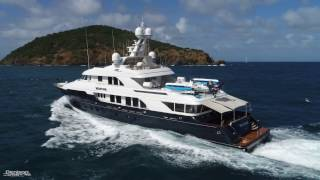 WILDFLOUR Delta Superyacht for Charter